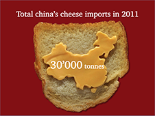 china cheese