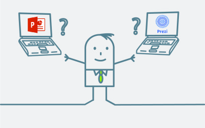 PowerPoint ou Prezi: lequel choisir?